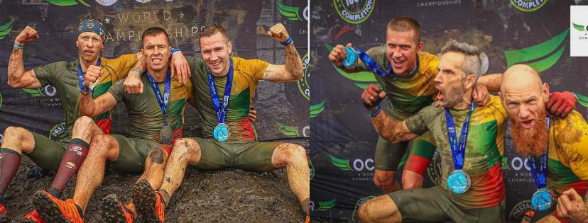 OCR Baltic Warriors